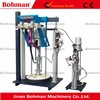 Hotmelt Butyl Extruder Double Glazing Two Component Pneumatic Silicone Extruder Machine/Insulating Glass