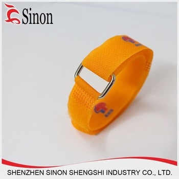 High quality 100% nylon customized huge application hook and loop tape