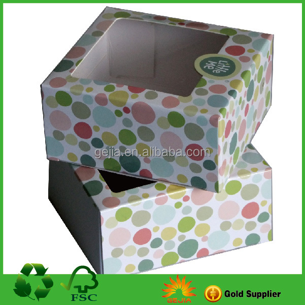 Paper box gift box packaging box