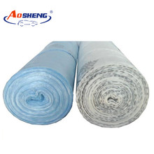 Coreless auto protect car paint PE plastic film without paper tube