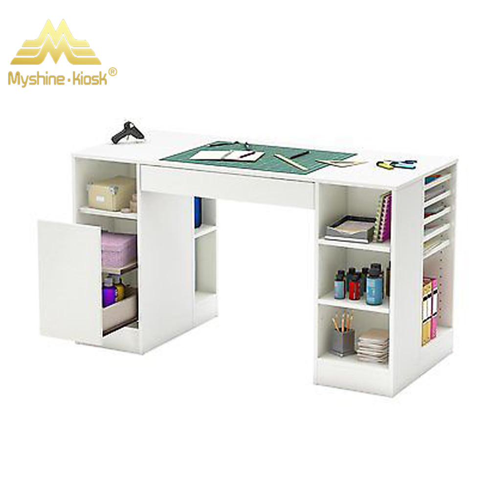 hot selling customized cheap vented nail table for sales