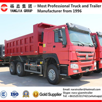 Factory Direct HOWO 6x4 Tipper/ Dump Truck