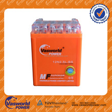 High Performance Gel Sealed Maintenance Free Mf 12n2.5L-BS 12V2.5ah Motorcycle Battery
