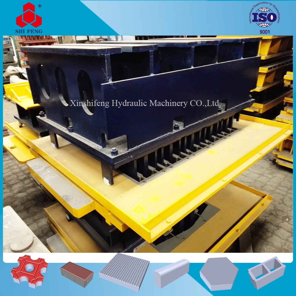 carburizing heat treated concrete mould block with brick machine for sale