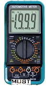 Automotive Digital MultiMeter -10 functions-