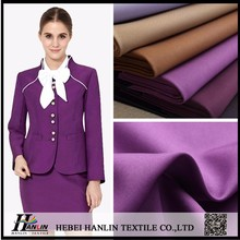 The strongest TR Brush high pile velour Fabric for 2017 women overcoat