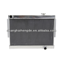 "Special Price Radiator 2 Row (1""Tubes) For Nissan 280ZX 1981-1983 daf truck radiator"