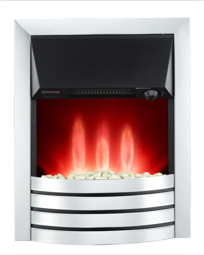 16 inch insert gas fireplace igniters with pebble
