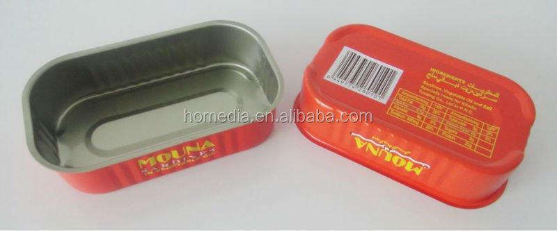 311 125g lege sardine kan blikjes product id 1979805233 for Empty sardine cans