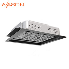 120W UL DLC RoHS listed Canopy LED Light replace existing canopy Metal Halide fixtures in gas station canopies for sale