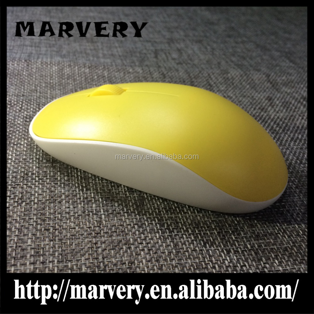 2016 Hot selling products wireless optical mouse/latest computer accessory/cute wireless mouse