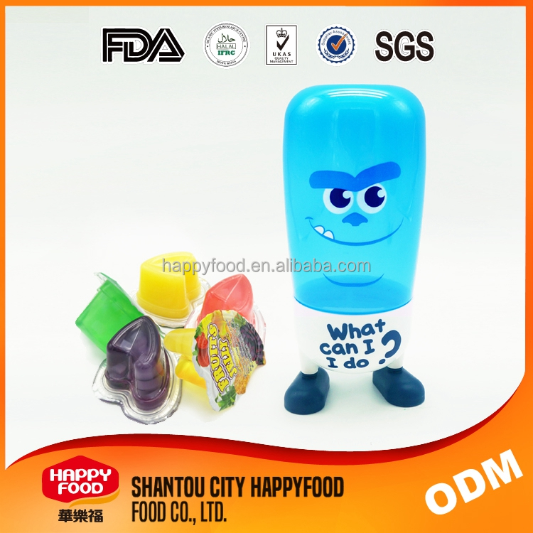 Happyfood Standing cup pulp jelly