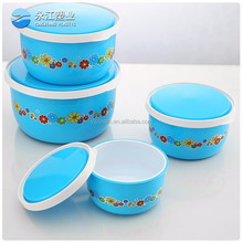 wholesale food grade plastic container with lid food storage set adjustable plastic storage box