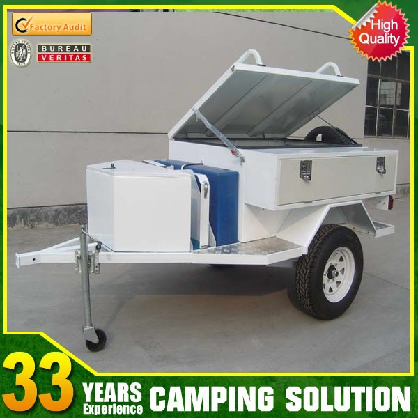 Factory Direct Mini Used Camper Trailer for Sales