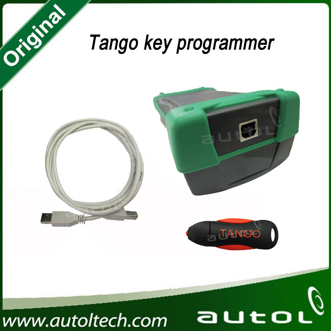 2016 Excellent Tango Key Programmer with Basic Software - Program Most New Transponder Chips - DHL fast shipment