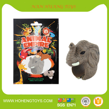 Animal empire PVC ring toys for kids