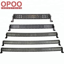 5W double row 500W 52 inch led light bar offroad light bar