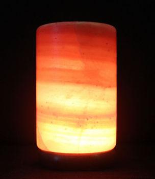 Round Pillar Himalayan Salt Lamp - Buy Himalayan Decoration Salt Lamp Product on Alibaba.com