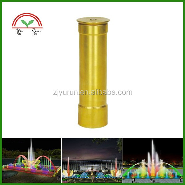 Factory Direct Sell Brass Nozzle Lake Water Fountains