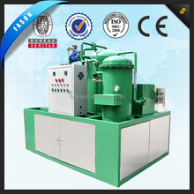 Perfect performance water remove cooking oil filtration system