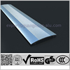 matt anodized aluminum floor expansion joint cover strip