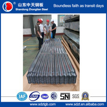 Aluzinc Galvalume wave tiles for roofing sheet