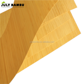 Custom Size Bamboo Veneer 1mm Bamboo Sheet For Skateboard View Veneer Bamboo 1mm July Bamboo Product Details From Hangzhou La July Bamboo Wood Products Co Ltd On Alibaba Com