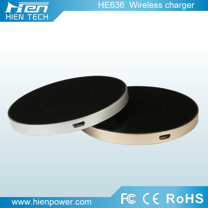 safe and convenient portable wireless charger for samsung galaxy s3 mini,smart phone