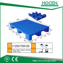 For Container Packing Nine Feet Plastic Pallet Price