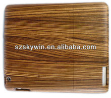Bamboo Smart Magnetic Case Cover for Apple Ipad 2 3 4