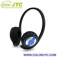AN257 New Wireless headset for MP3 PC TV cordless headphone earphone