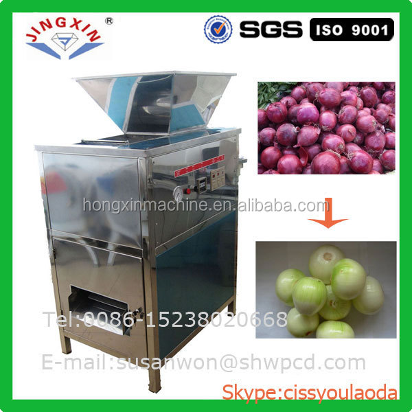 commercial automatic onion peeler