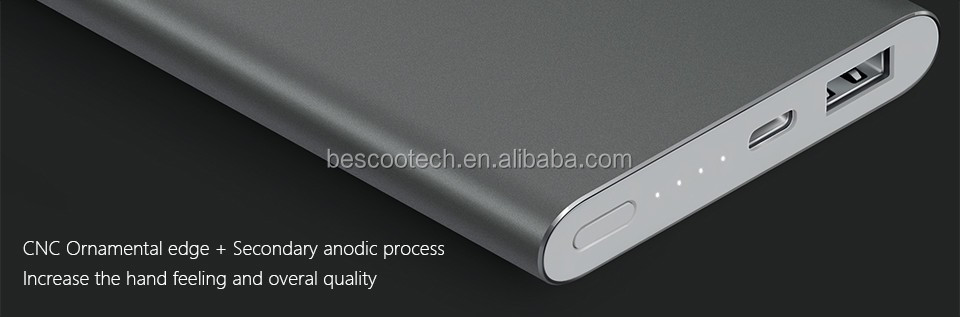 Original xiaomi 10000mAh Pro power bank usb output for all phones pad andriod phones support Type-C