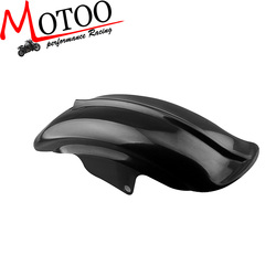 Motoo - Black Motorcycle Rear Fender Mudguard for Harley Sportster XL 883 1994-2003 ABS SOLO Cafe Racer BOBBER Chopper Custom