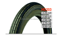 China Direct Factory Size 2.75-18 Motorcycle Tire