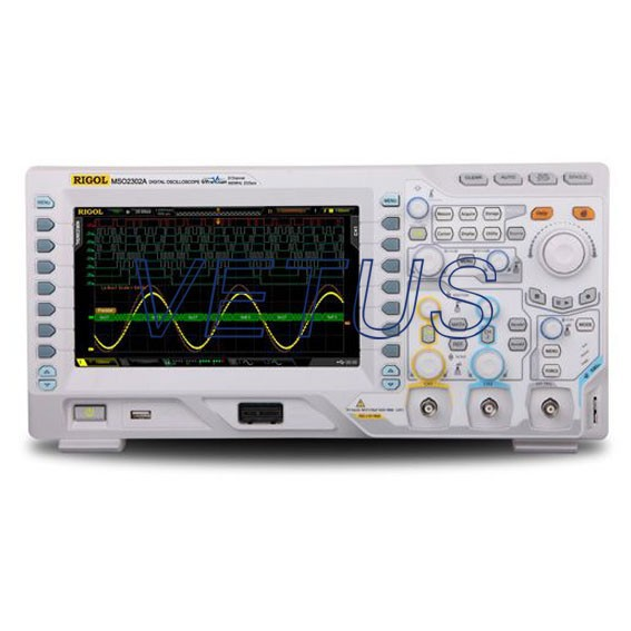 MSO2302A high performance low digital oscilloscope price