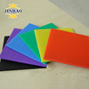 JINBAO Rich Color Custom PP Corrugated Sheet Plastic PP Hollow