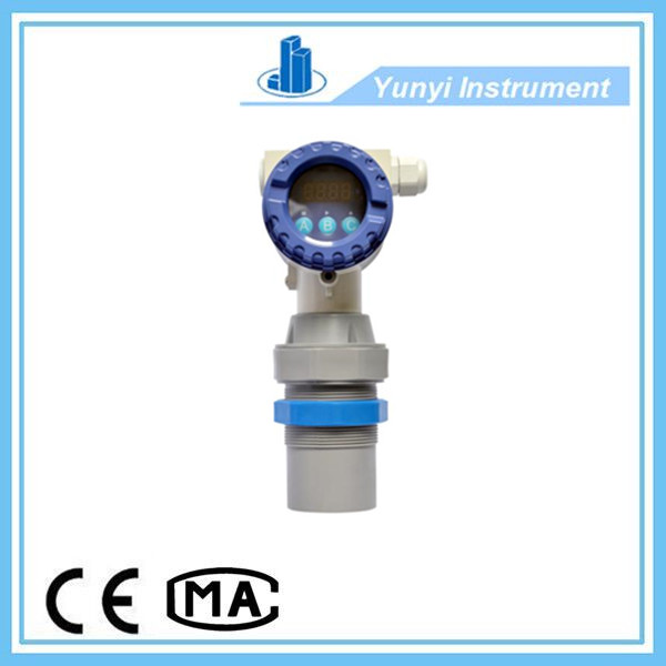Three-wire aluminum ultrasonic level meter tranducer low price
