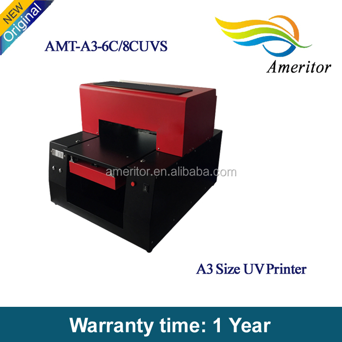 Stable Technology A3 inkjet digital UV printing machine