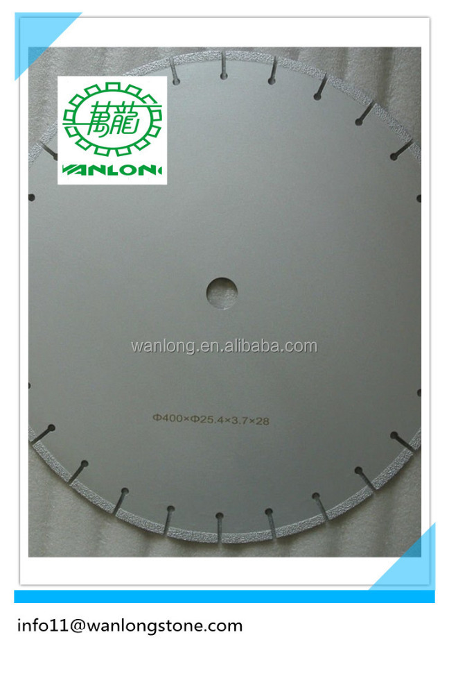 diamond tools of dry cutter with good cutting result 7 diamond blade 1 arbor