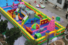 cheap inflatable castle slides for sale