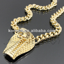 Cobra Fashion Chain Necklace jewelry