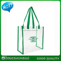Modern new products unicorn sleeping polyester shopping bag