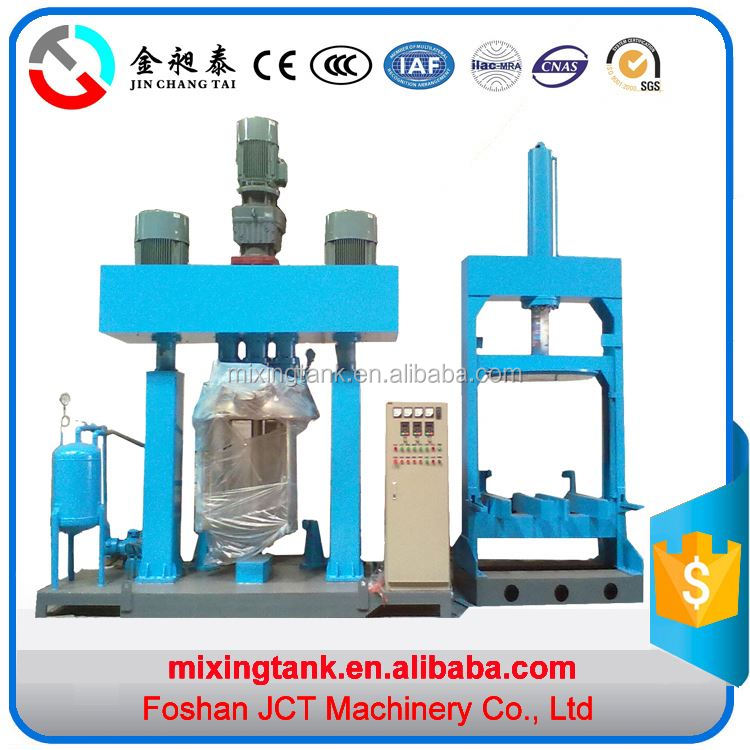 2016 JCT homogenizer pump for adhesive,cosmetics,chocolates and battery