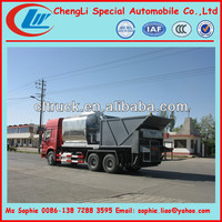 Color slurry sealer,Road surface repair equipment