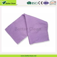 polyester super quality microfiber towel terry cloth wholesale