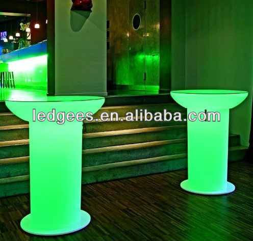 WOW! IP65 Modern Cheap Outdoor Bar Sets with 16 Color Changing, for Night Club Party and Events