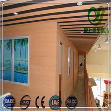 wood plastic composite panels for walls wpc house wall siding