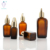10ml 15ml 20ml 30ml 50ml 100ml Amber Glass Essential Oil Bottle with Plastic Cap