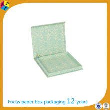 cardboard packing decorative luxury dvd box